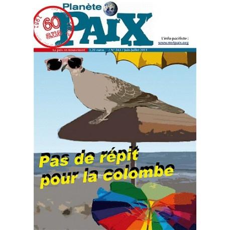 Planète Paix n°563