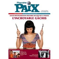 Planète Paix n°586