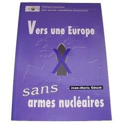 Livre Vers une Europe sans armes nucléaires
