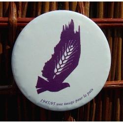 Badge Une image pour la paix
