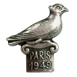 Pin's Colombe 1949