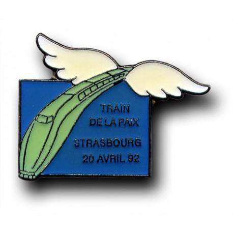 Pin's Train de la Paix