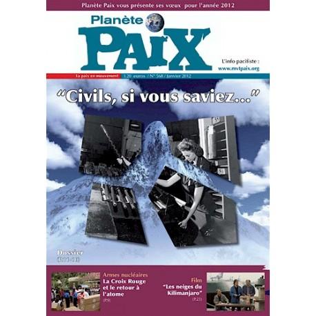 Planète Paix n°568