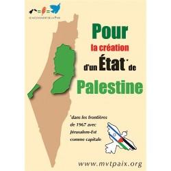 Autocollant Palestine