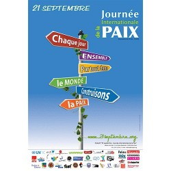 Affiche 21 Septembre 2012 (40x60 cm)