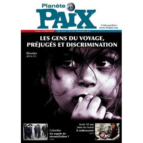 Planète Paix n°576