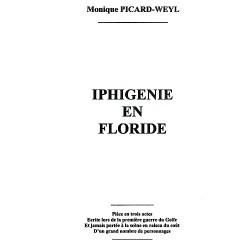 Livre Iphigénie en Floride