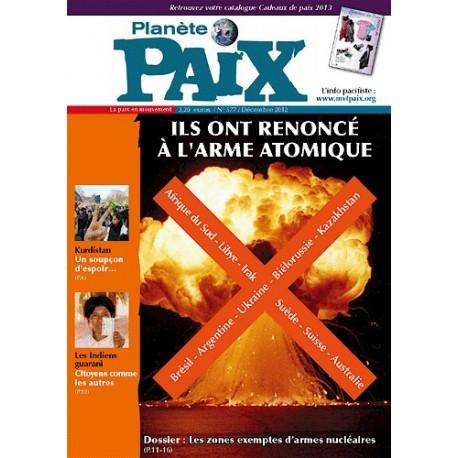 Planète Paix n°577