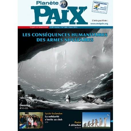 Planète Paix n°580