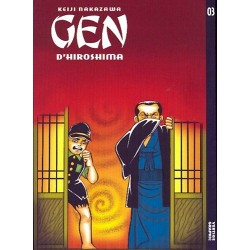 BD Gen d'Hiroshima Tome 3