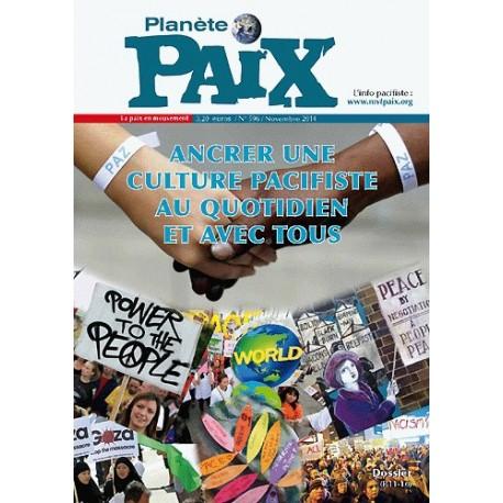 Planète Paix n°596