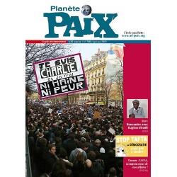 Planète Paix n°598 (janvier 2015)