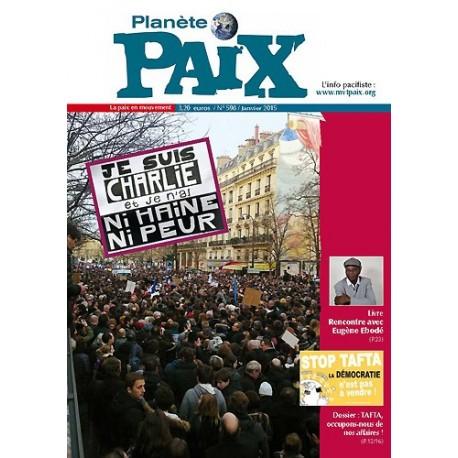 Planète Paix n°598