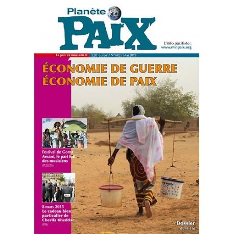 Planète Paix n°602
