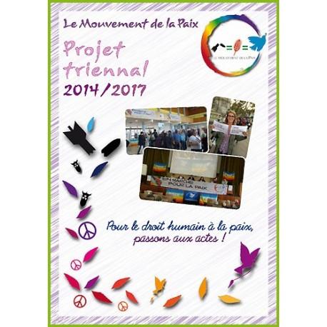 Projet Triennal 2014-2017 du Mouvement de la Paix