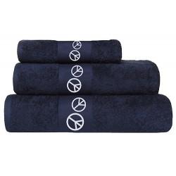Lot de 3 Serviettes de bain