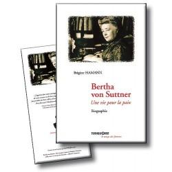 Livre Bertha von Suttner: Une vie pour la paix