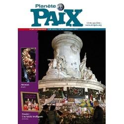 Planète Paix n°607 (décembre 2015)