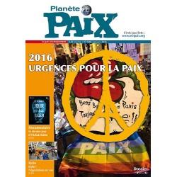 Planète Paix n°608 (janvier 2016)