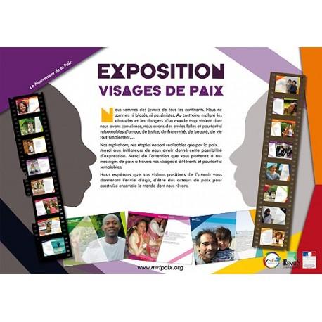 Exposition «Jeunes Visages de Paix»