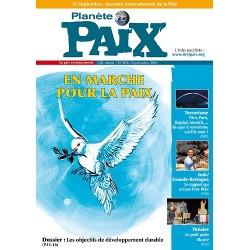 Planète Paix n°614 (septembre 2016)