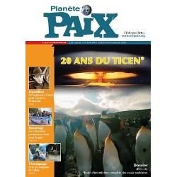 Planète Paix n°615-616 (octobre-novembre 2016)