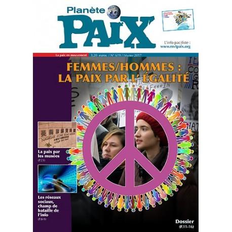 Planète Paix n°619 (février 2017)