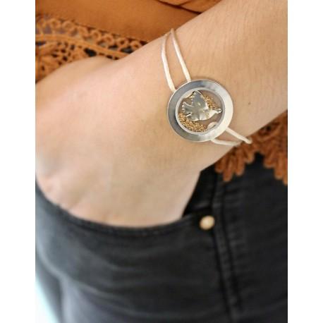 Bracelet colombe Picasso