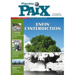 Planète Paix n°624 (septembre 2017)