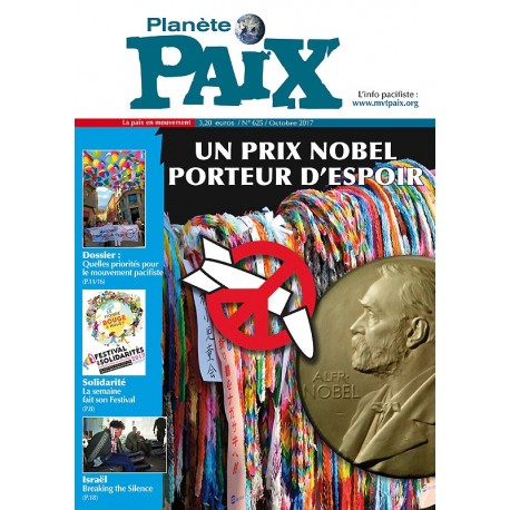 Planète Paix n°625