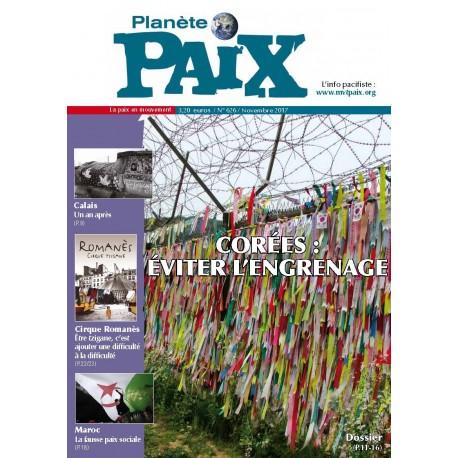 Planète Paix n°626
