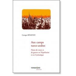 Livre Aux camps turco-arabes