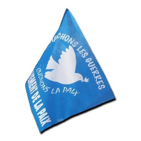 Drapeau Mouvement de la Paix