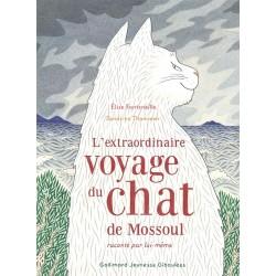 Livre L'extraordinaire voyage du chat de Mossoul