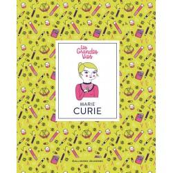 Livre Marie Curie