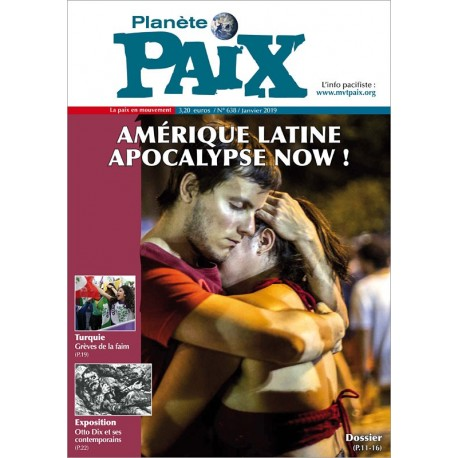 Planète Paix n°638