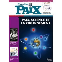 Planète Paix n°639-640 (février-mars 2019)