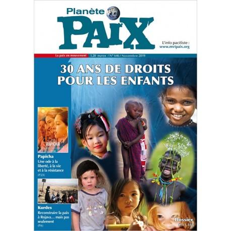 Planète Paix n°646 (novembre 2019)
