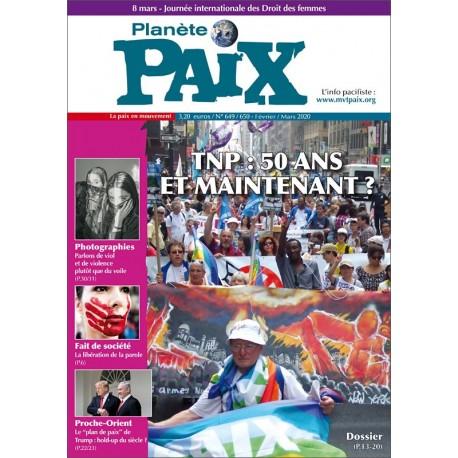 Planète Paix n°649-650 (février-mars 2020)