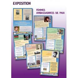 Exposition «Femmes Ambassadrices de Paix»