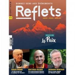 Revue Reflets n°34 (début 2020) : la paix