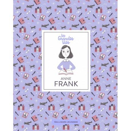 Livre Anne Frank