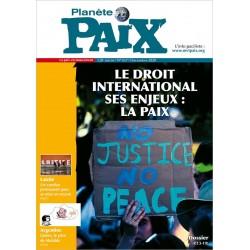 Planète Paix n°657 (décembre 2020)
