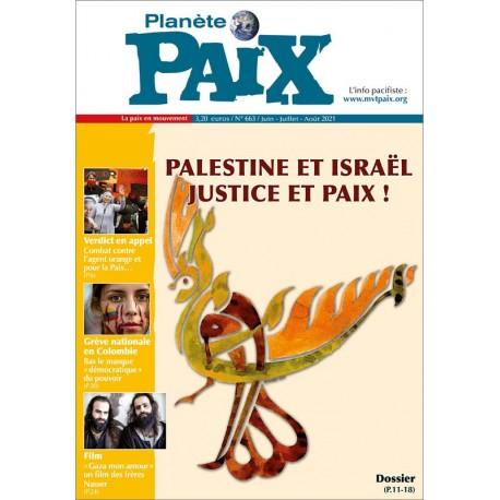 Planète Paix n°663 (été 2021)